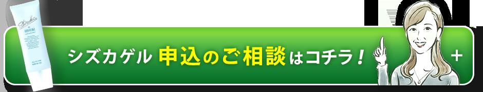 """薬用美白オールインワン""""シズカゲル""""SHIZUKAヨクバリコースを申し込こむ!"""